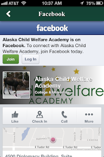 Child Welfare Academy- screenshot thumbnail