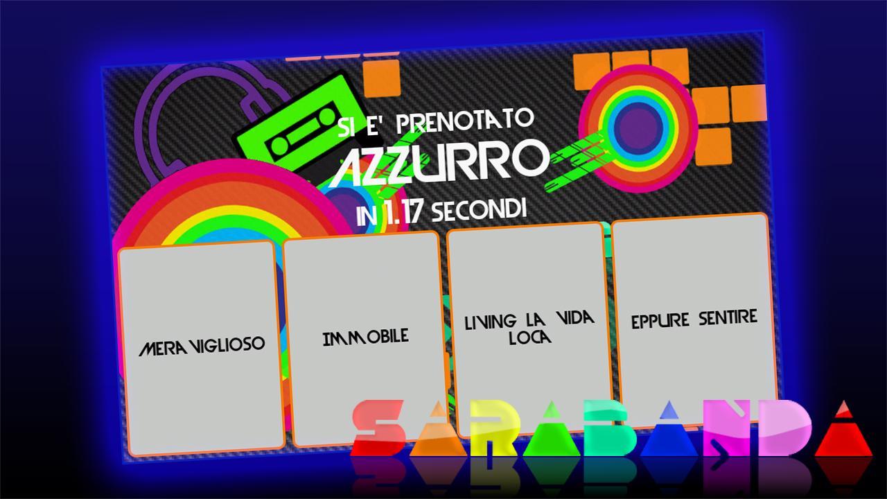 Sarabanda Music Quiz- screenshot
