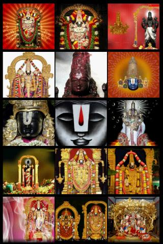 Lord Balaji Wallpapers - screenshot