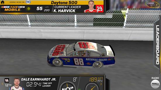 NASCAR RACEVIEW MOBILE Screenshot 32