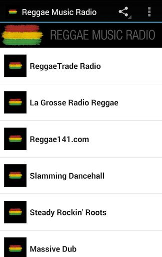 レゲエミュージック・ラジオ