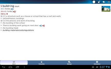Oxford Advanced Learner's 8 Screenshot 7
