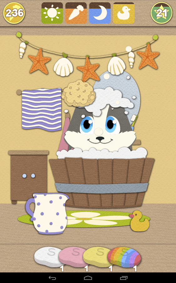 Schnuffel Bunny - Virtual Pet- screenshot