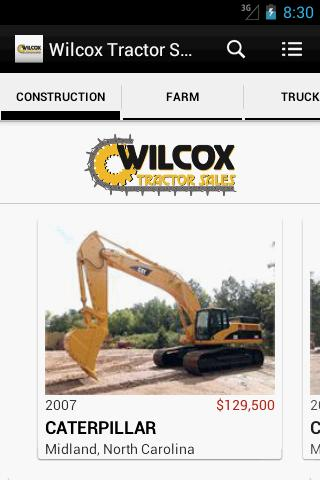 Wilcox Tractor Sales
