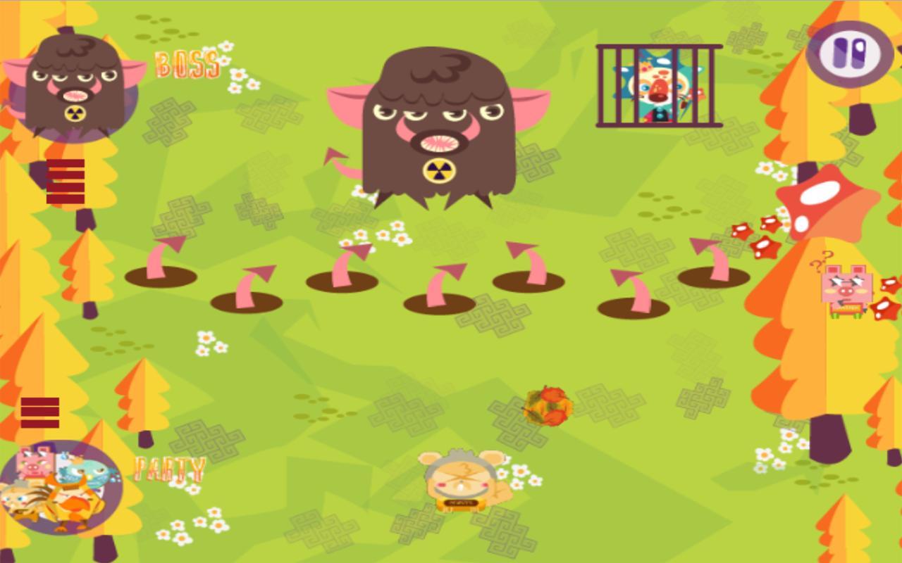 Monster Shuffle - screenshot