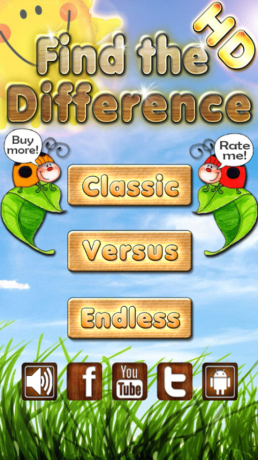 A Find the Difference for Free - screenshot