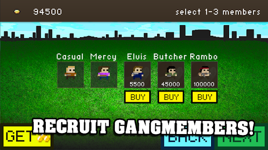 Pixel Gang- screenshot thumbnail
