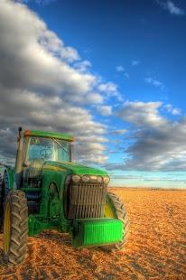 Tractors Live Wallpaper - screenshot thumbnail