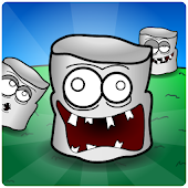 Zombie Marshmallow Defense
