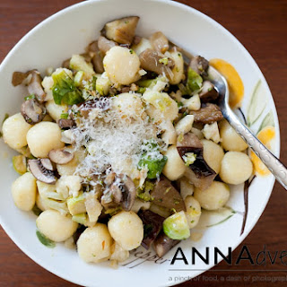 Roasted Veggie Gnocchi
