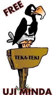 Teka-Teki (Uji Minda) - screenshot thumbnail