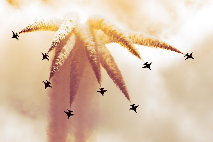 Singapore Air show 2014 by Phang Wilson - News & Events Technology