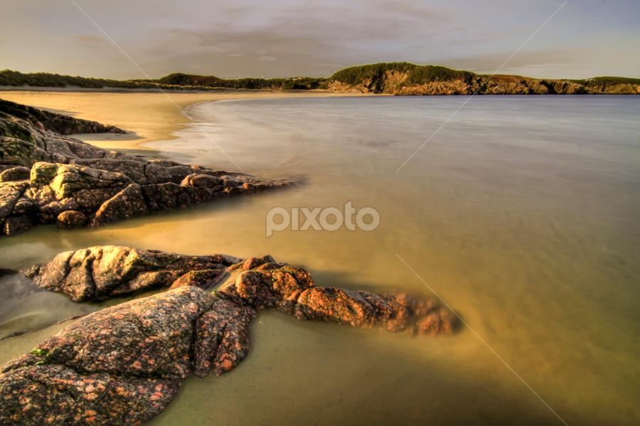 Sandbanks Park by Eugene Ball - Landscapes Beaches ( newfoundland, scenic, sandbanks, beach, seascape )