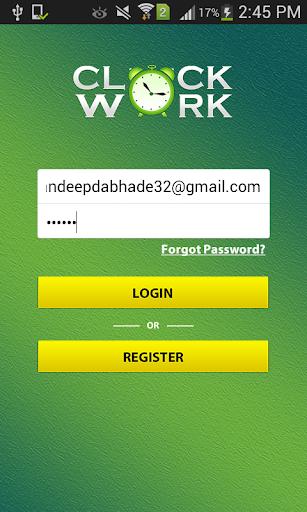 ClockWork for Employers