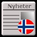 Norske aviser logo