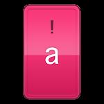 Candy Pink HD Keyboard Theme