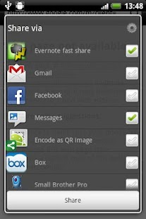 Andmade Share Screenshot
