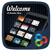 Welcome GO Launcher Theme