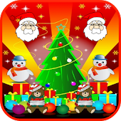 Free Christmas Memory Fun Game