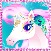Ice Pony Princess Salon