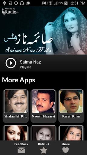 Saima Naz HITS