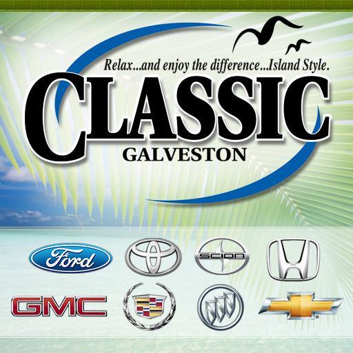 Classic Galveston LOGO-APP點子