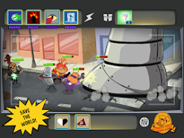 Screenshot of Middle Manager of Justice