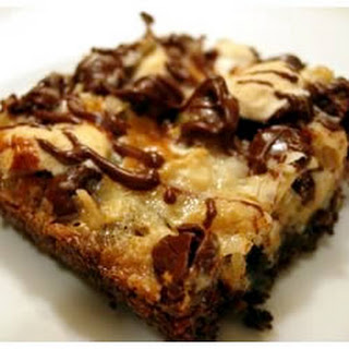 Rocky Road Squares.