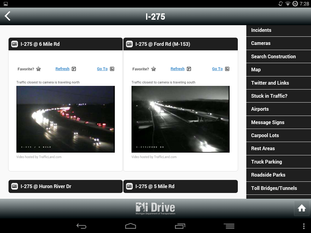 Mi Drive- screenshot