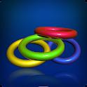 Water Splash Rings 3D icon