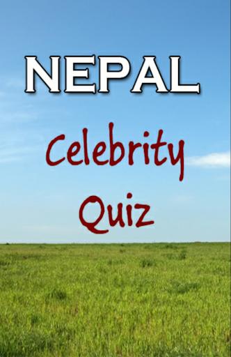 Nepal Celebrity Trivia Quiz