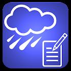 Rain Recorder icon