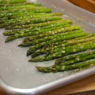 Roasted Asparagus.