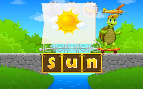 Kids Learn to Read FREE - screenshot thumbnail