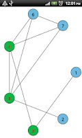 Screenshot of Undirected Graph