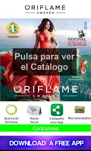 Catálogo Oriflame Mexico