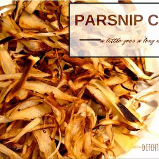 Parsnip Chips.