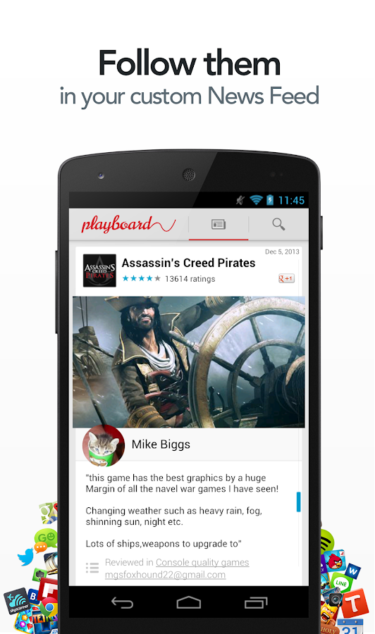Playboard Best App&Game Review - screenshot