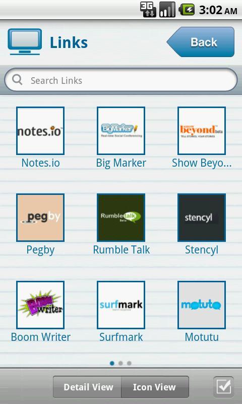 eduTecher - Backpack- screenshot