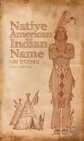 Screenshot of 인디언네임 Indian Name-인디언이름,인디언부족