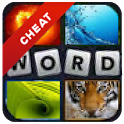 4 Pics 1 Word Cheats icon