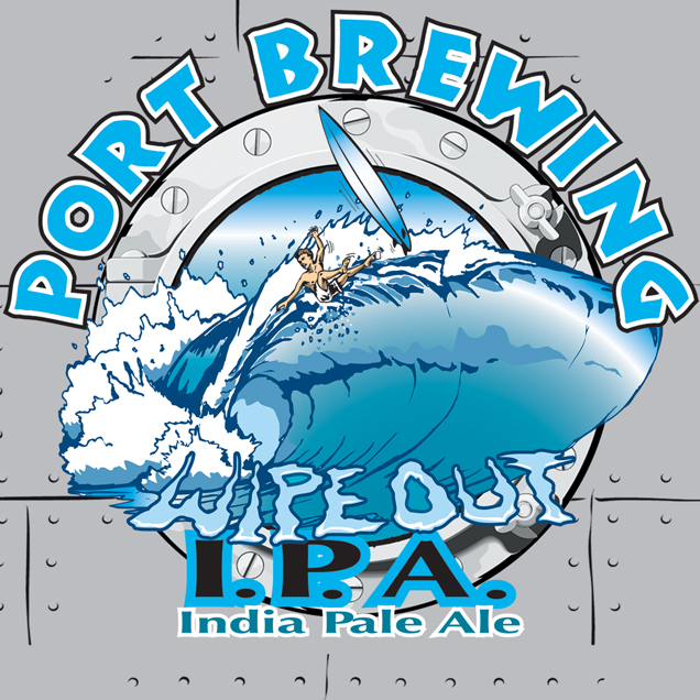 Logo of Port Wipeout IPA