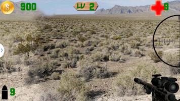 Screenshot of Lion Hunter