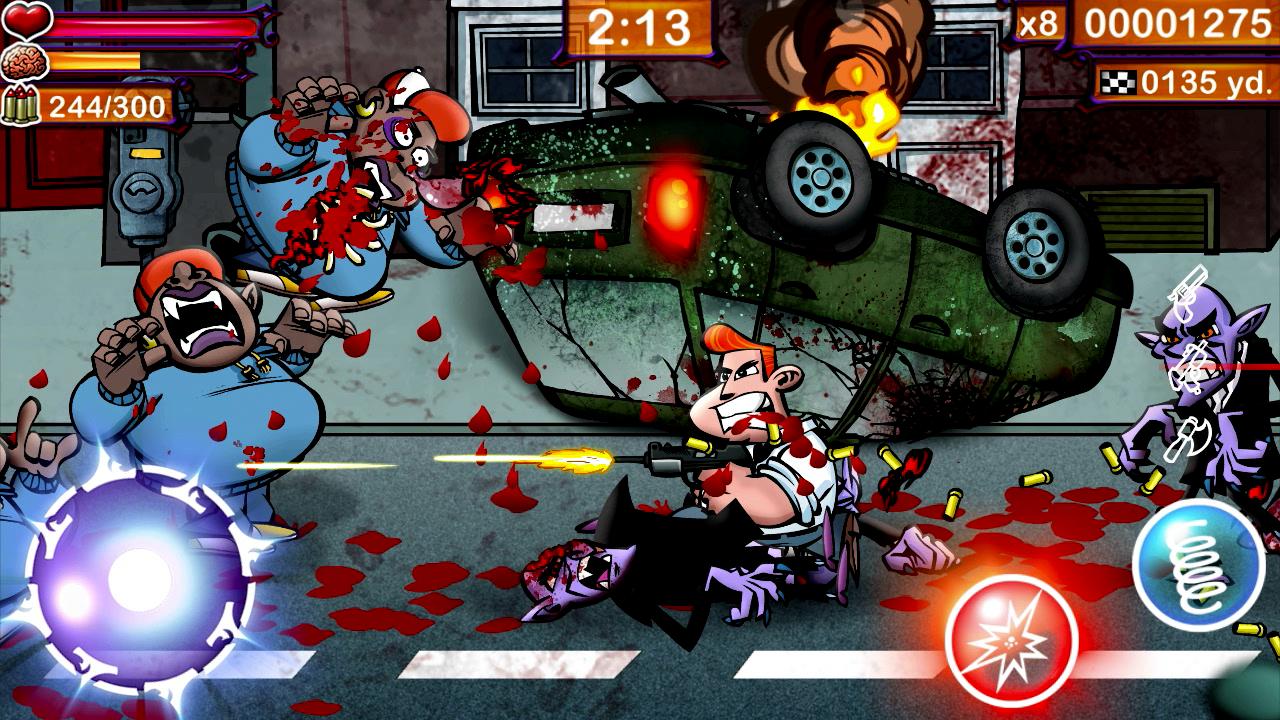 Fangz - screenshot