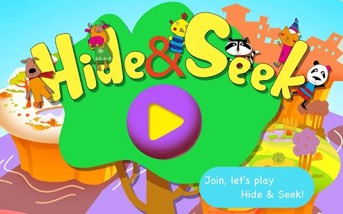 Monki Hide and Seek: English - screenshot thumbnail