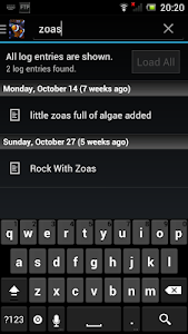 Nativnux Aquarium Logger screenshot 6
