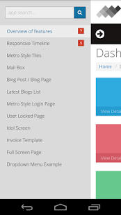 FLATRON - THE ADMIN TEMPLATE- screenshot thumbnail