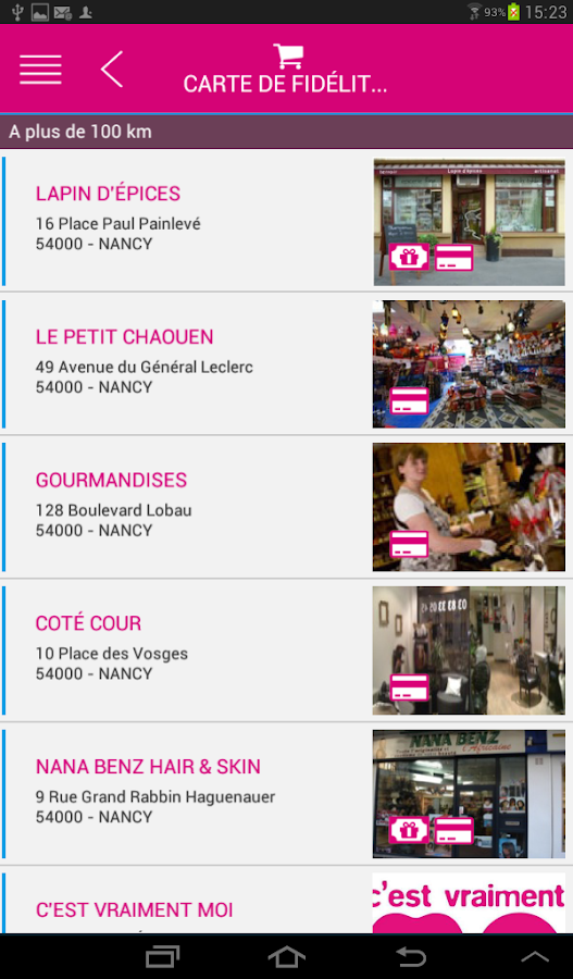 Boutic Nancy- screenshot
