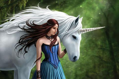 Unicorn Jigsaw Puzzles - screenshot