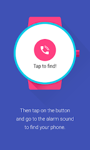 Find My Phone (Android Wear)- screenshot thumbnail